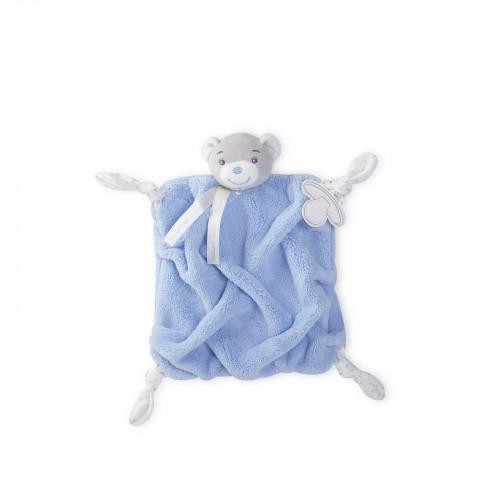 Doudou Ourson Bleu 20 cm