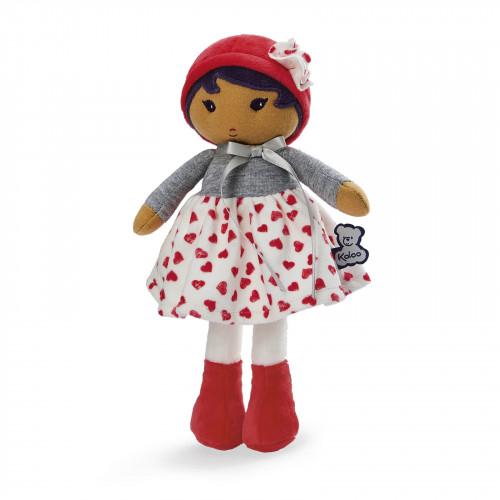 Ma 1ère poupée en tissu Jade K 25 cm