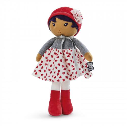 Ma 1ère poupée en tissu Jade K 32 cm