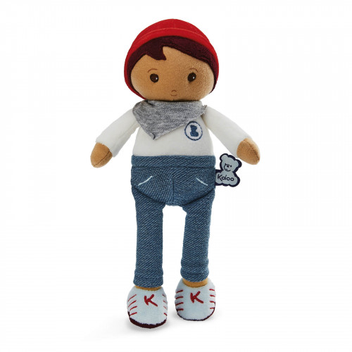 Ma 1ère poupée en tissu Eliott K 25 cm