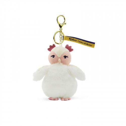 Porte-clés Luna la chouette
