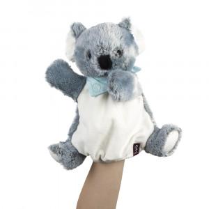 Chouchou Koala Doudou marionnette 30 cm