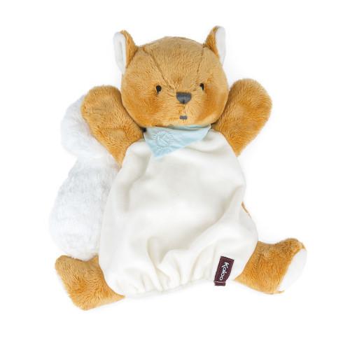 Biscotte Squirrel Puppet 30 cm / 11.8''