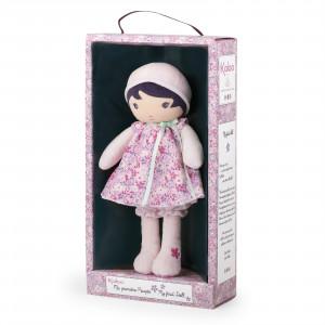 Ma 1ère poupée en tissu Fleur K 32 cm