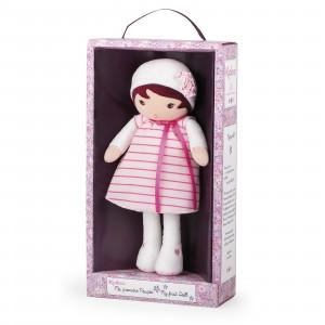Ma 1ère poupée en tissu Rose K 32 cm