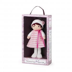 Ma 1ère poupée en tissu Rose K 25 cm