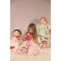 Ma 1ère poupée en tissu Perle K 80 cm