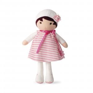 Ma 1ère poupée en tissu Rose K 40 cm