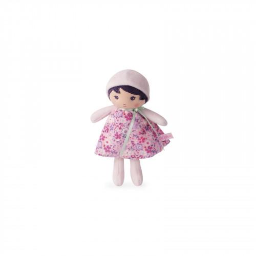 Ma 1ère poupée en tissu Fleur K 18 cm