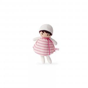 Ma 1ère poupée en tissu Rose K 18 cm