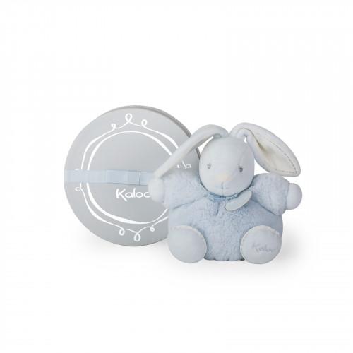 Peluche P'tit Lapin Bleu 18 cm