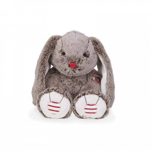 Peluche Lapin Cacao 31 cm