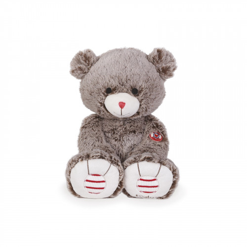 Peluche Ours Cacao 31 cm