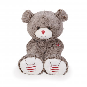 Peluche Ours Cacao 38 cm