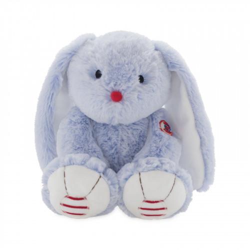 Peluche Lapin Bleu 31 cm