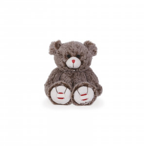 Peluche Ours Cacao 22 cm