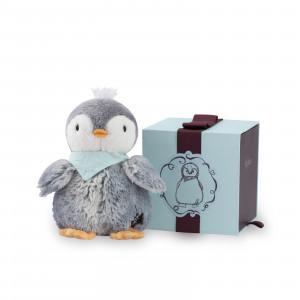 Peluche Pepit' Pingouin 19 cm