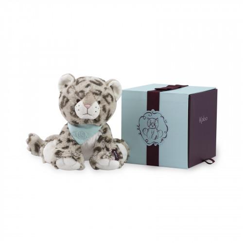 Peluche Cookie Le Leopard 25 cm