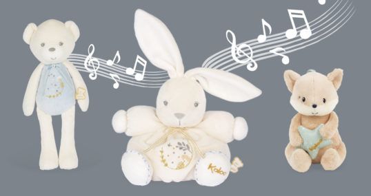 Musical teddies